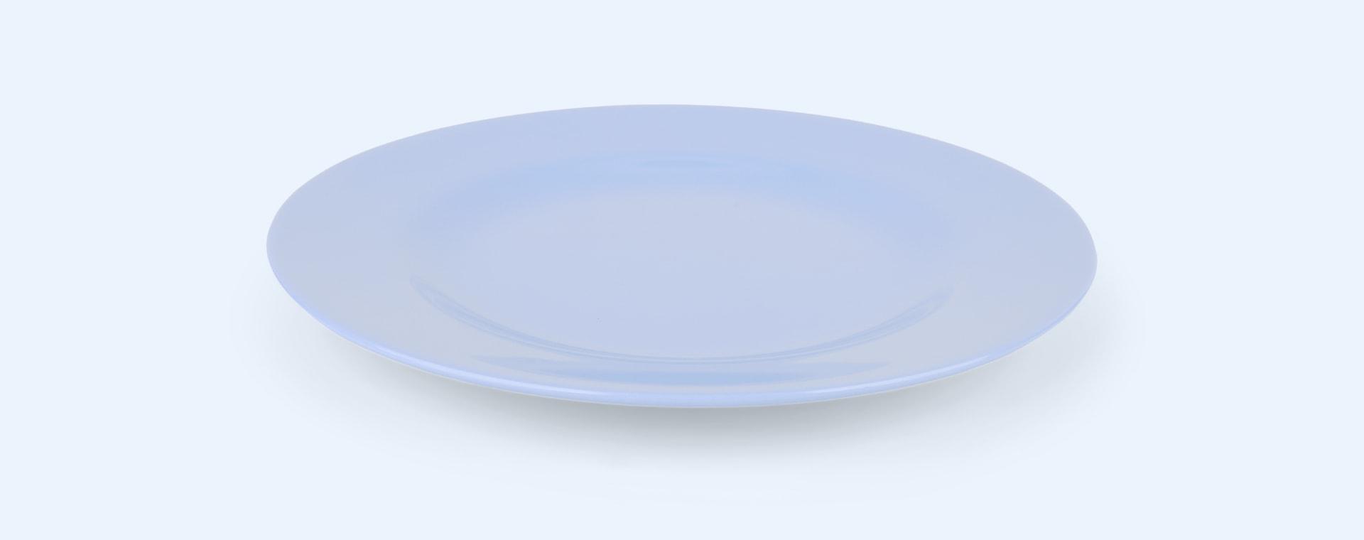 Pigeon Blue Rice Melamine Plate