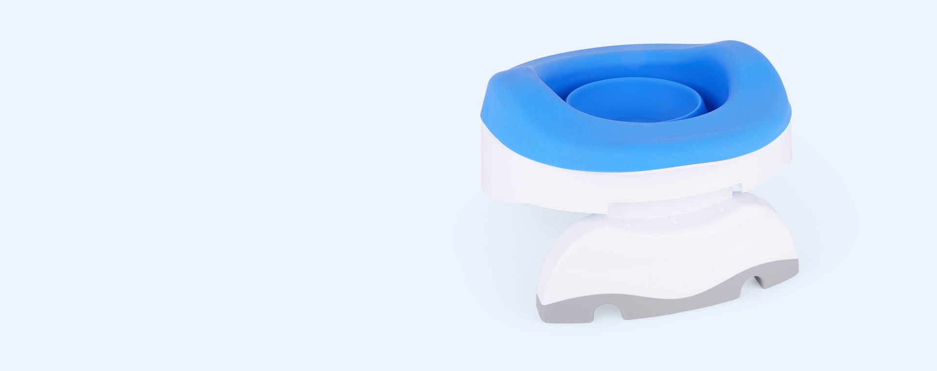 Blue Potette Silicone Reusable Liner