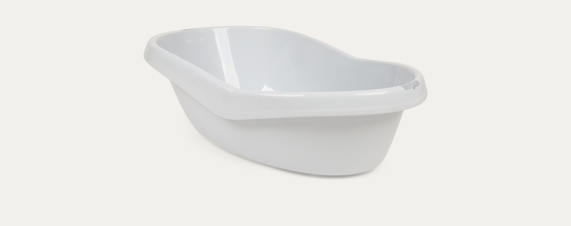 White Cheeky Rascals Portable Bath
