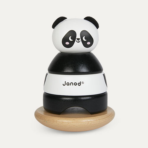 Panda Janod Animal Stacker And Rocker