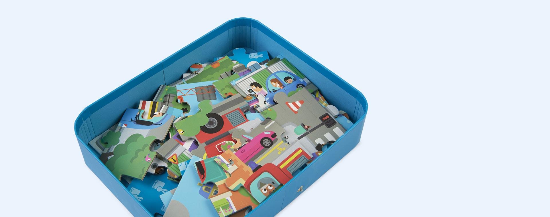 Multi Janod City Puzzle