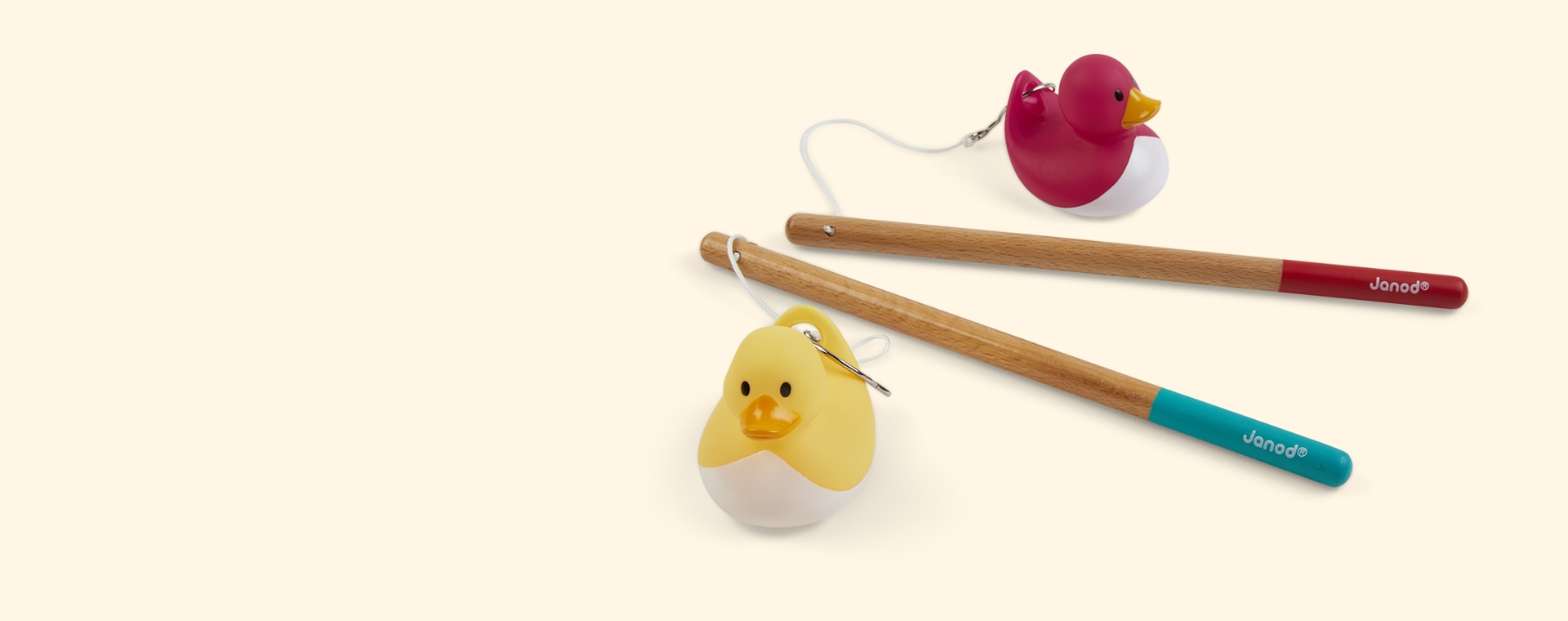 Multi Janod Ducky Fishing Game