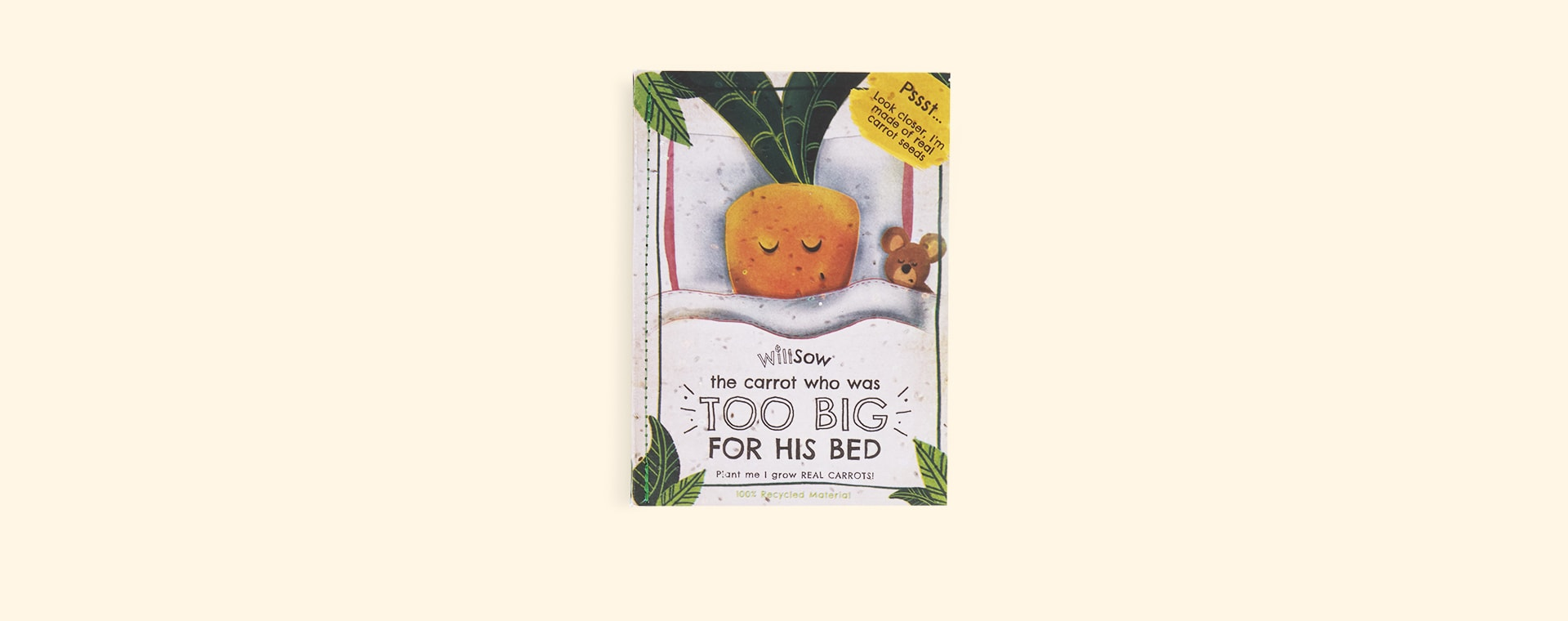 Multi Willsow The Carrot Who Was Too Big For His Bed