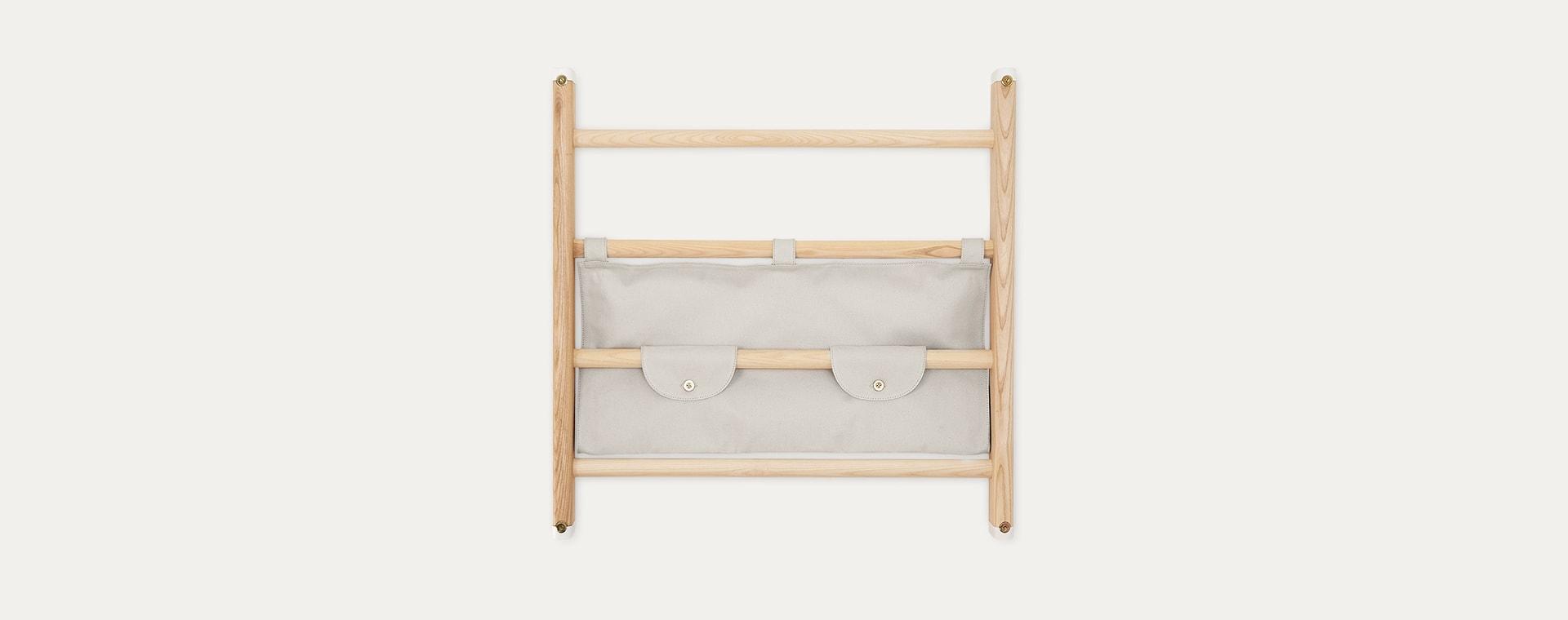 Light Grey KAOS Endeløs Canvas Shelf