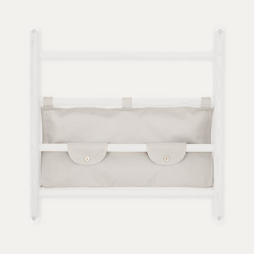 Light Grey KAOS Endeløs Canvas Shelf