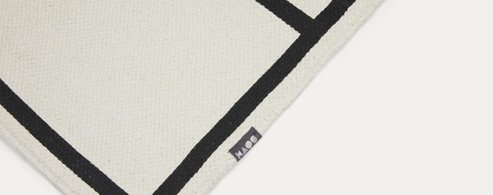 Off White KAOS Hopscotch Rug