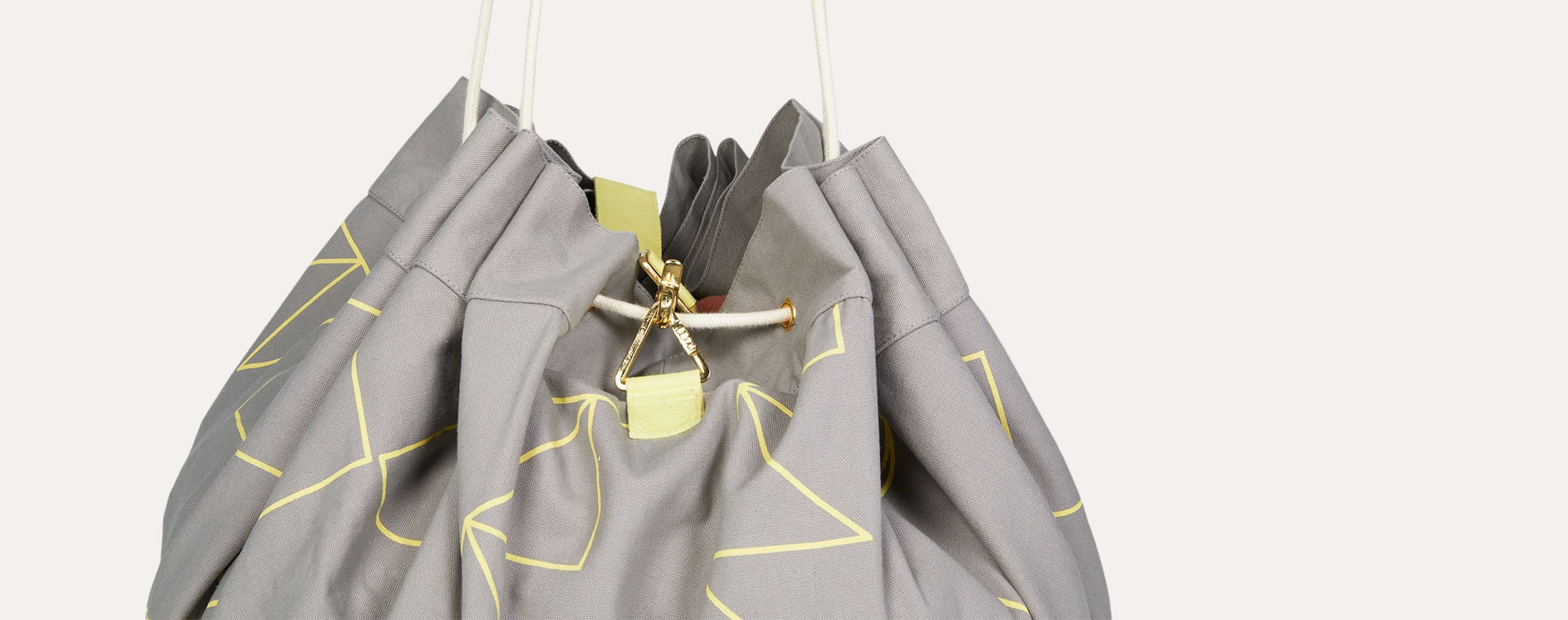 Grey/Yellow KAOS Playbag