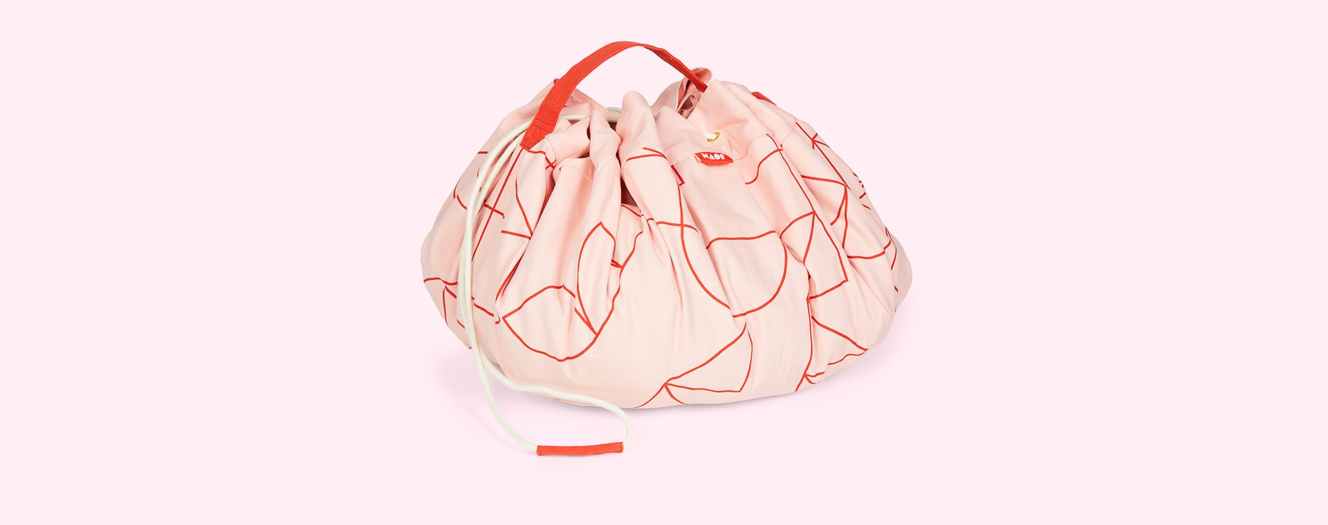 Pink/Red KAOS Playbag