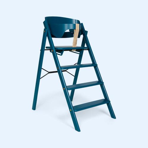 Petrol KAOS Klapp Foldable Highchair With Safety Rail