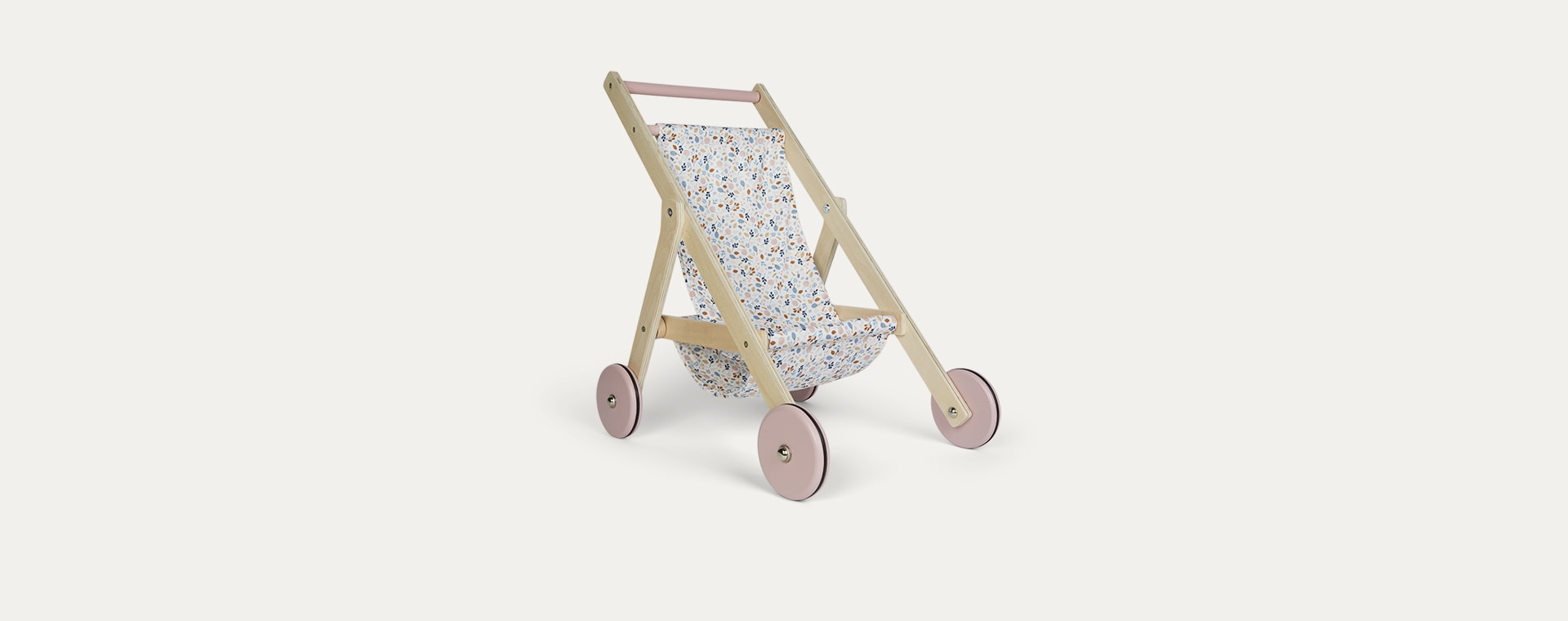 Pink Little Dutch Doll Stroller