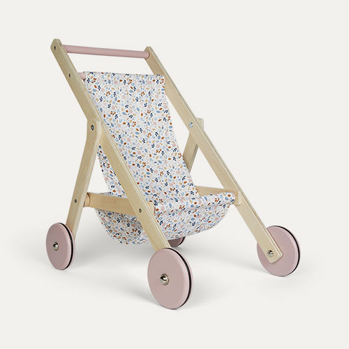 Pink Little Dutch Doll Stroller