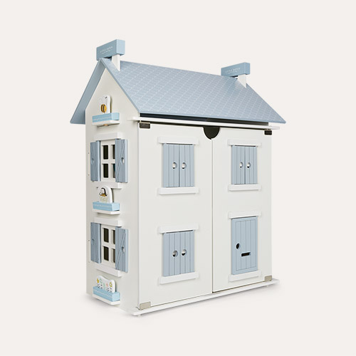 White Little Dutch Dolls House