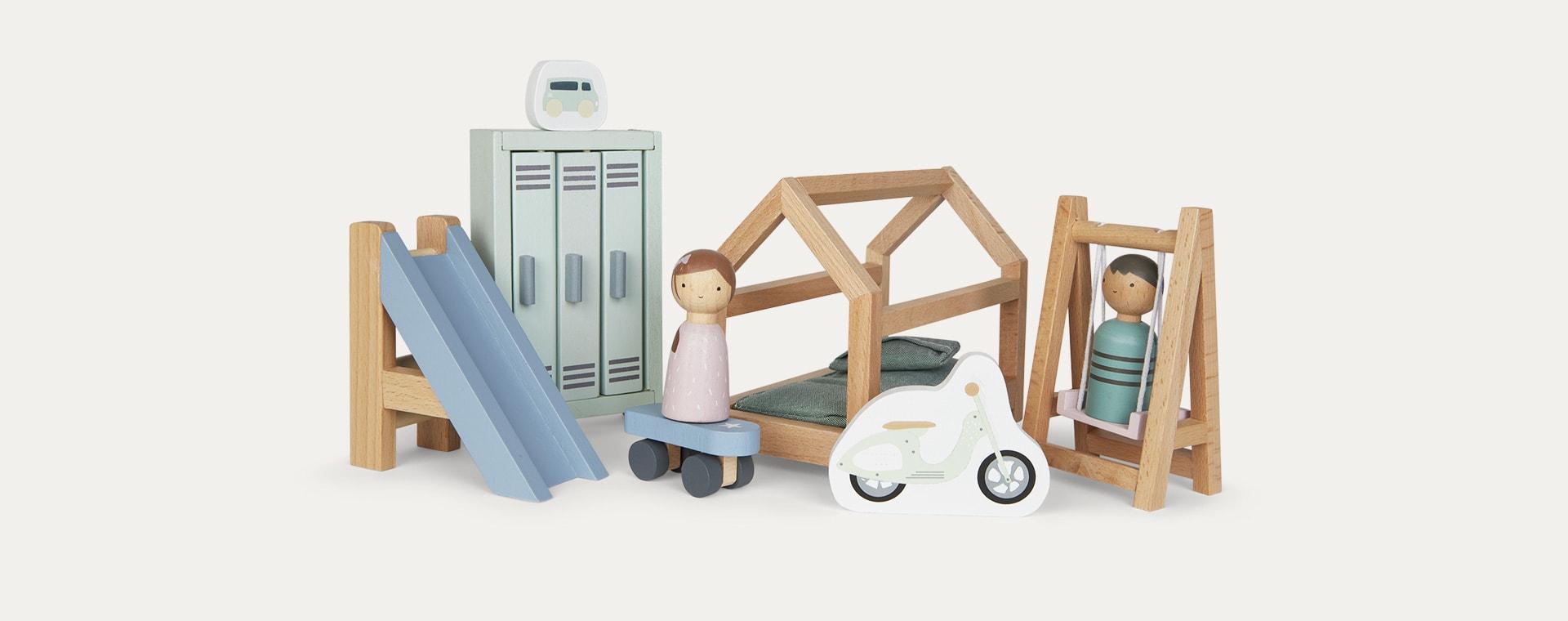 Multi Little Dutch Dolls House Children's Room