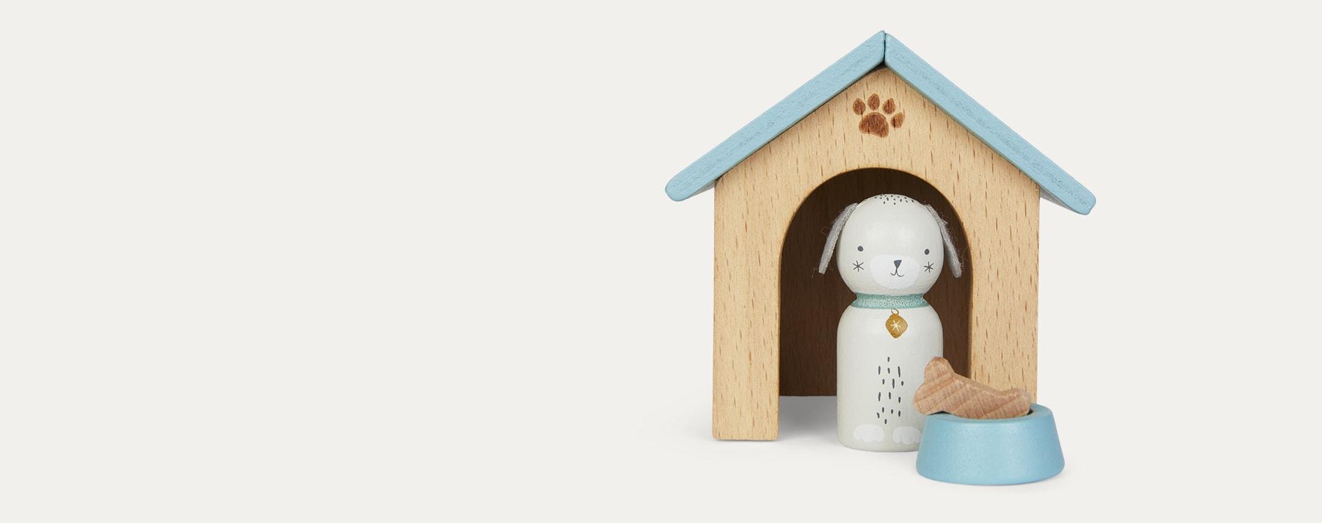 Multi Little Dutch Dolls House Pets