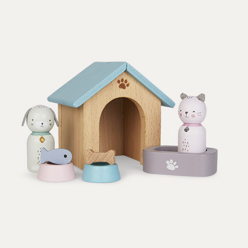 Multi Little Dutch Dolls House Pets