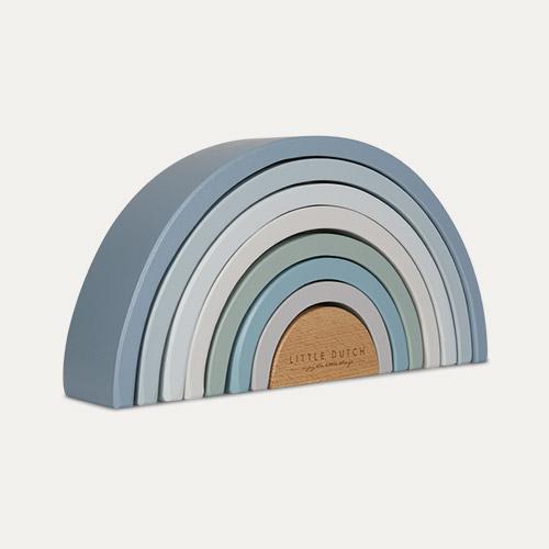 Blue Little Dutch Rainbow