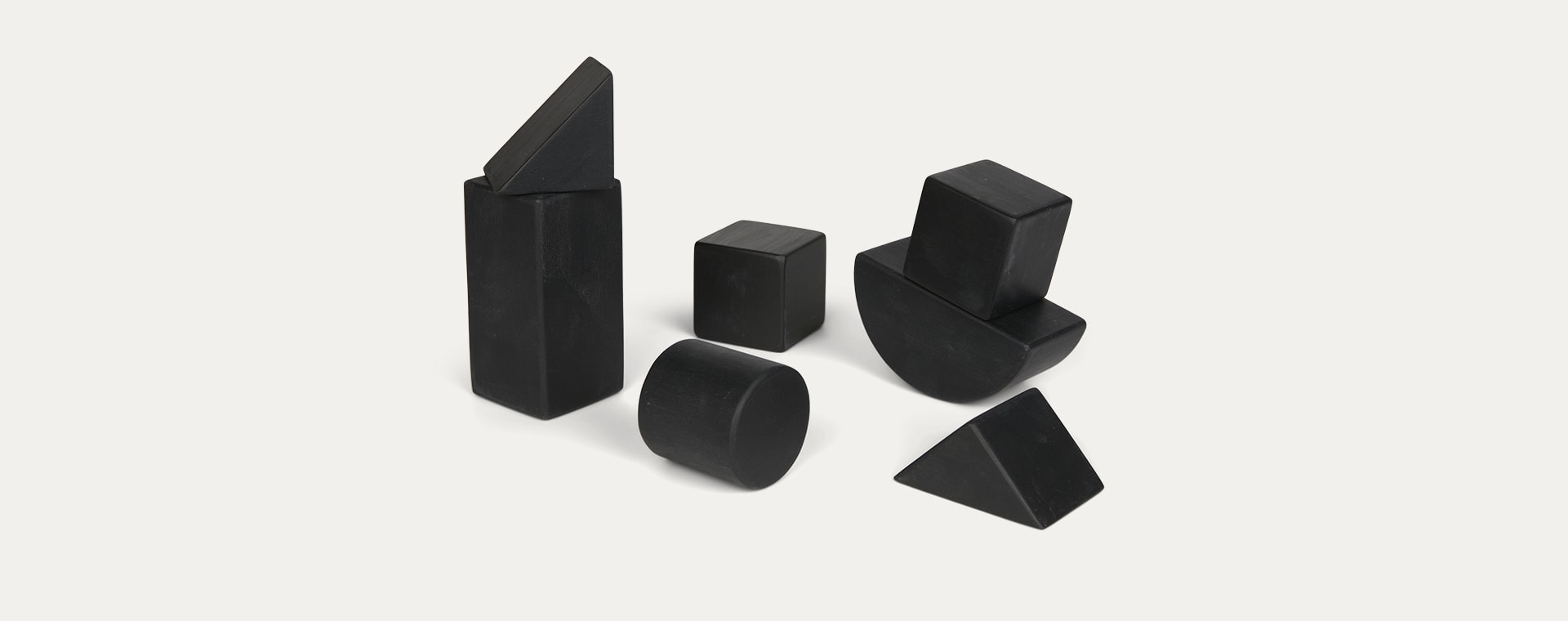 Black kitpas Tsumiki Block Set