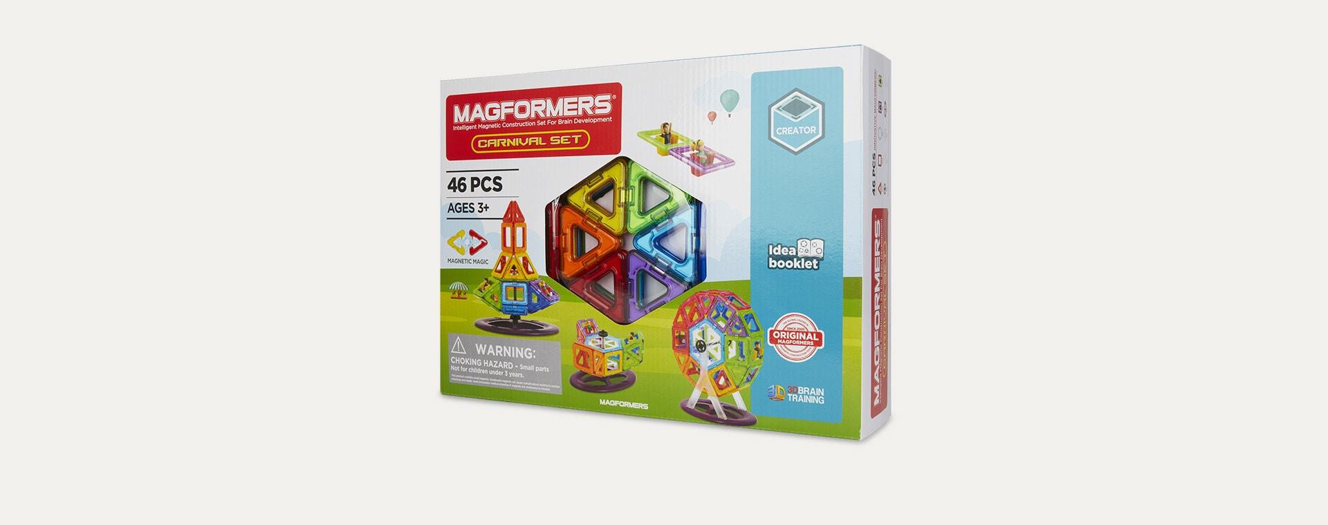 Multi Magformers Carnival Set