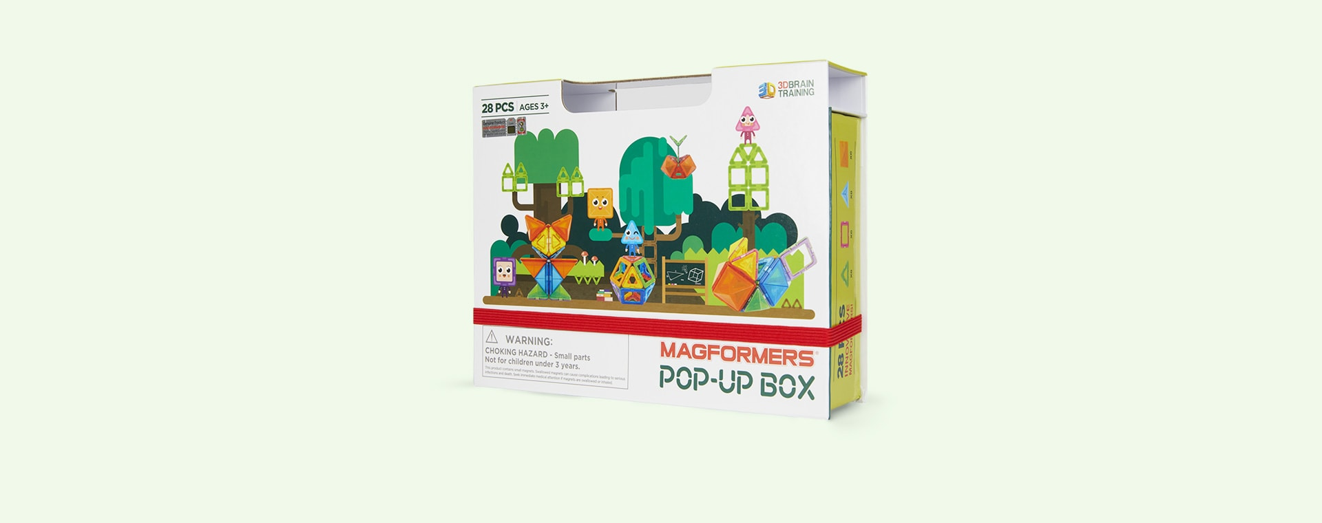 Multi Magformers Pop Up Box