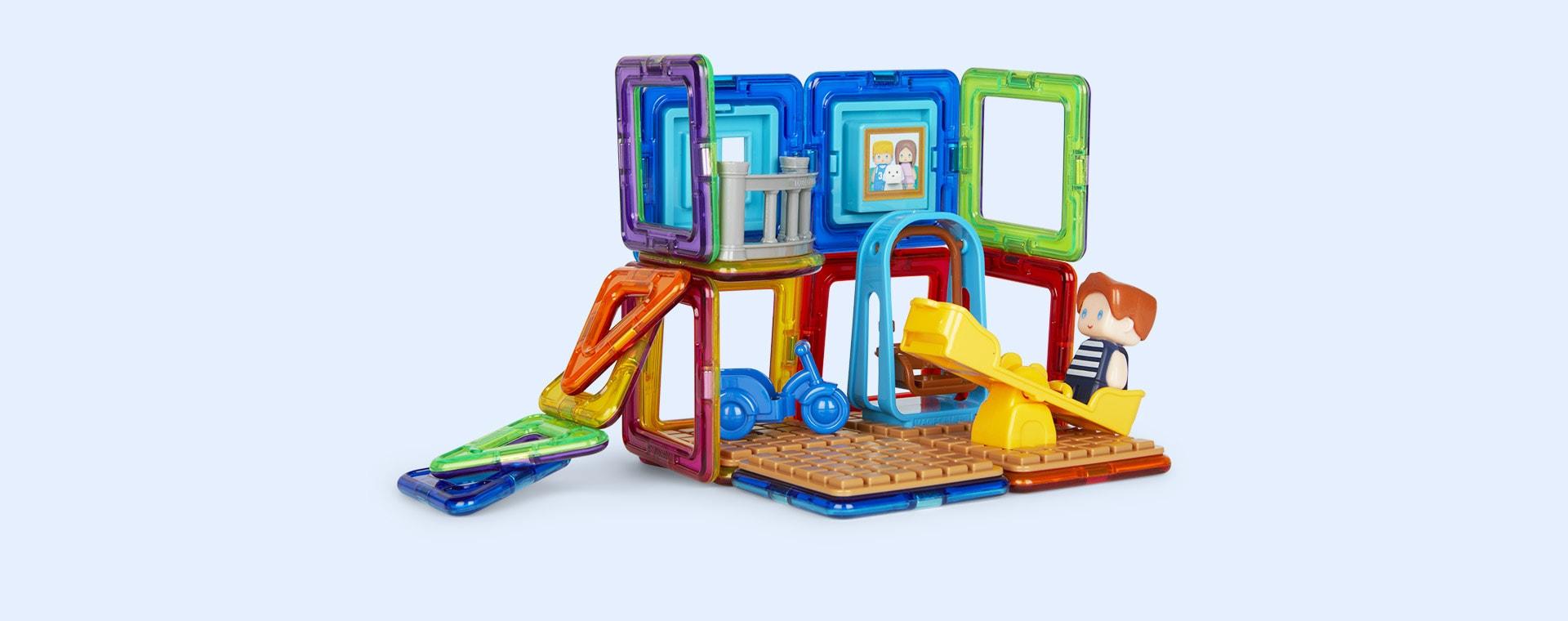 Multi Magformers Max's Playground