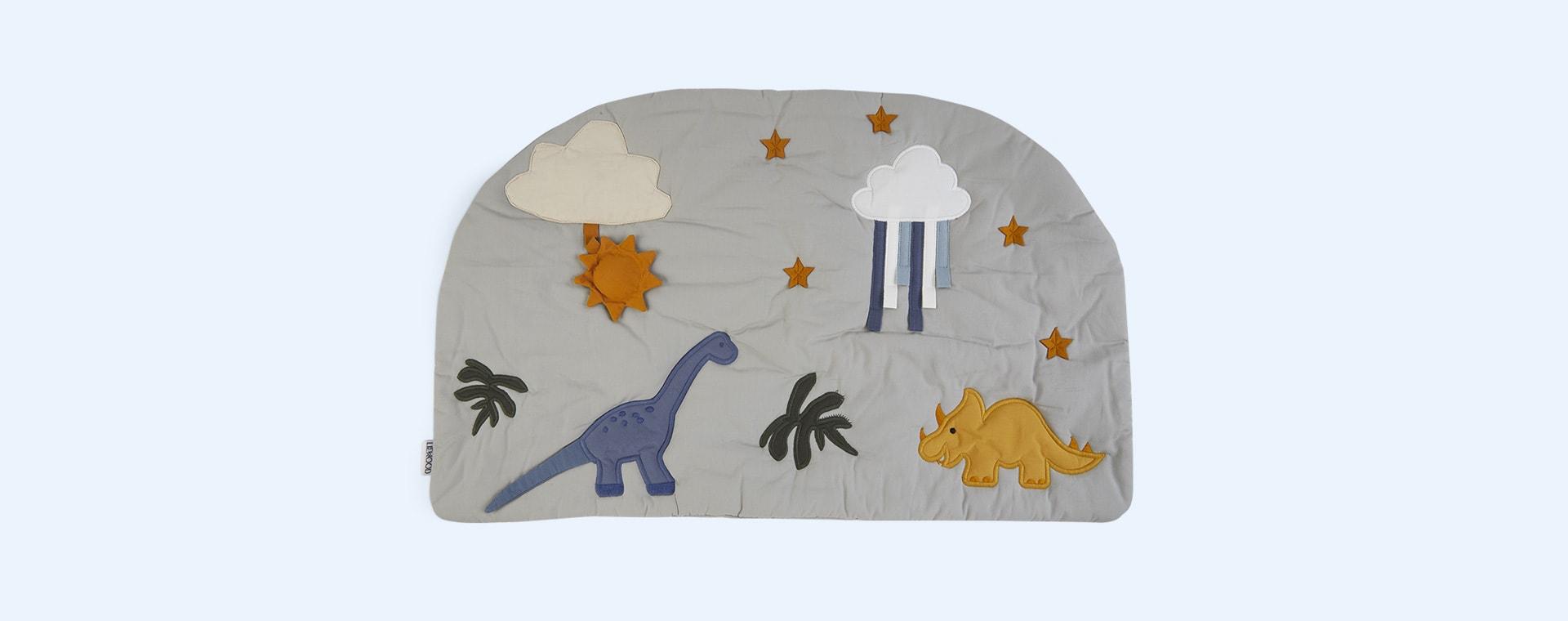 Dino Mix Liewood Sofie Activity Playmat