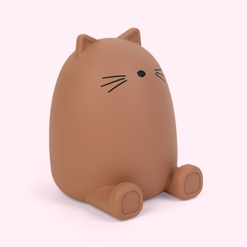 Cat Dark Rose Liewood Palma Money Bank