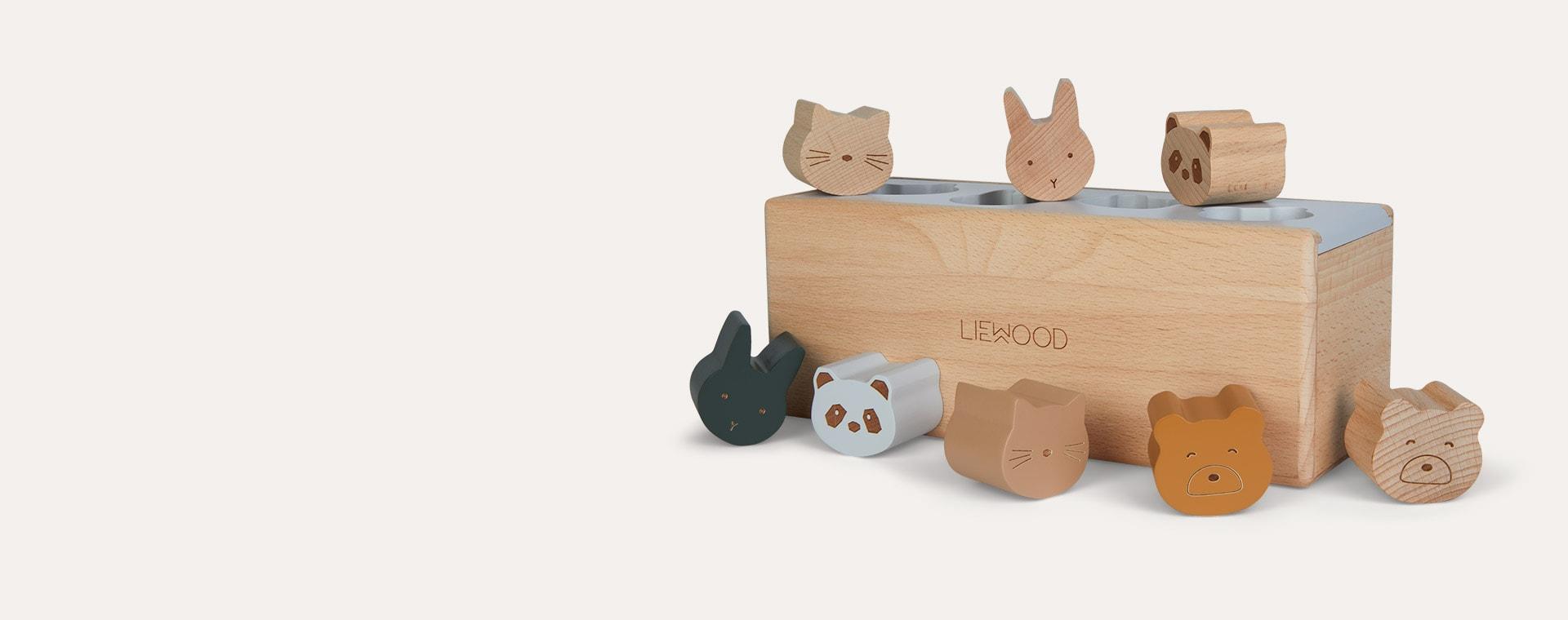 Classic Mix Liewood Midas Puzzle Box