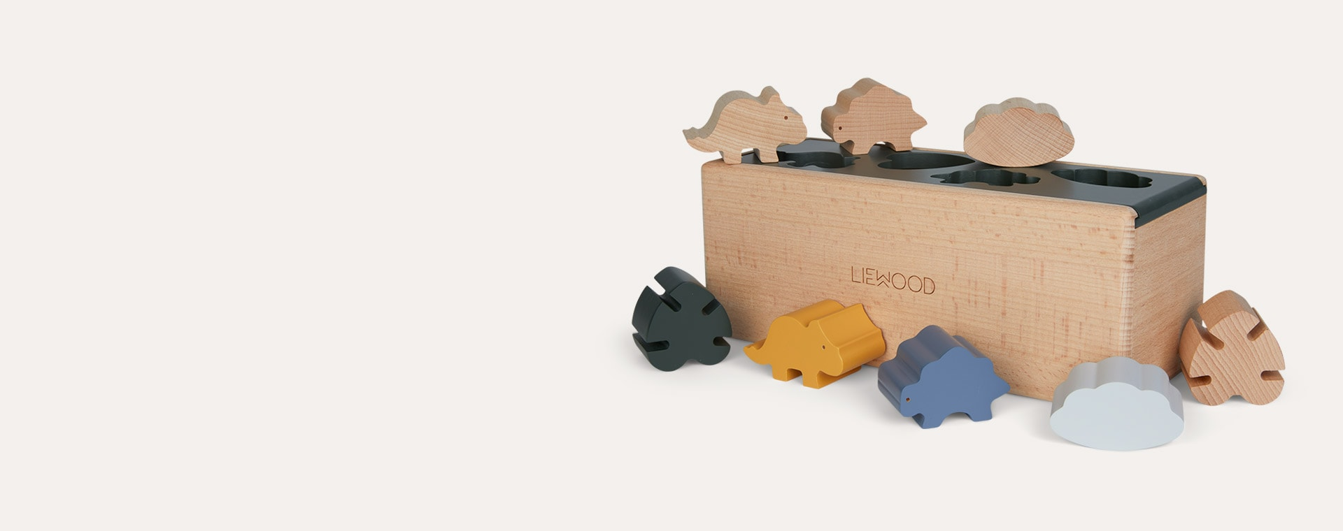 Dino Mix Liewood Midas Puzzle Box