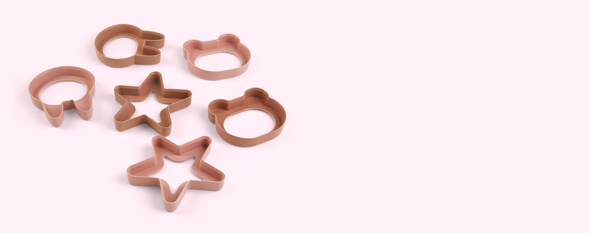 Rose Mix Liewood Andy Cookie Cutters