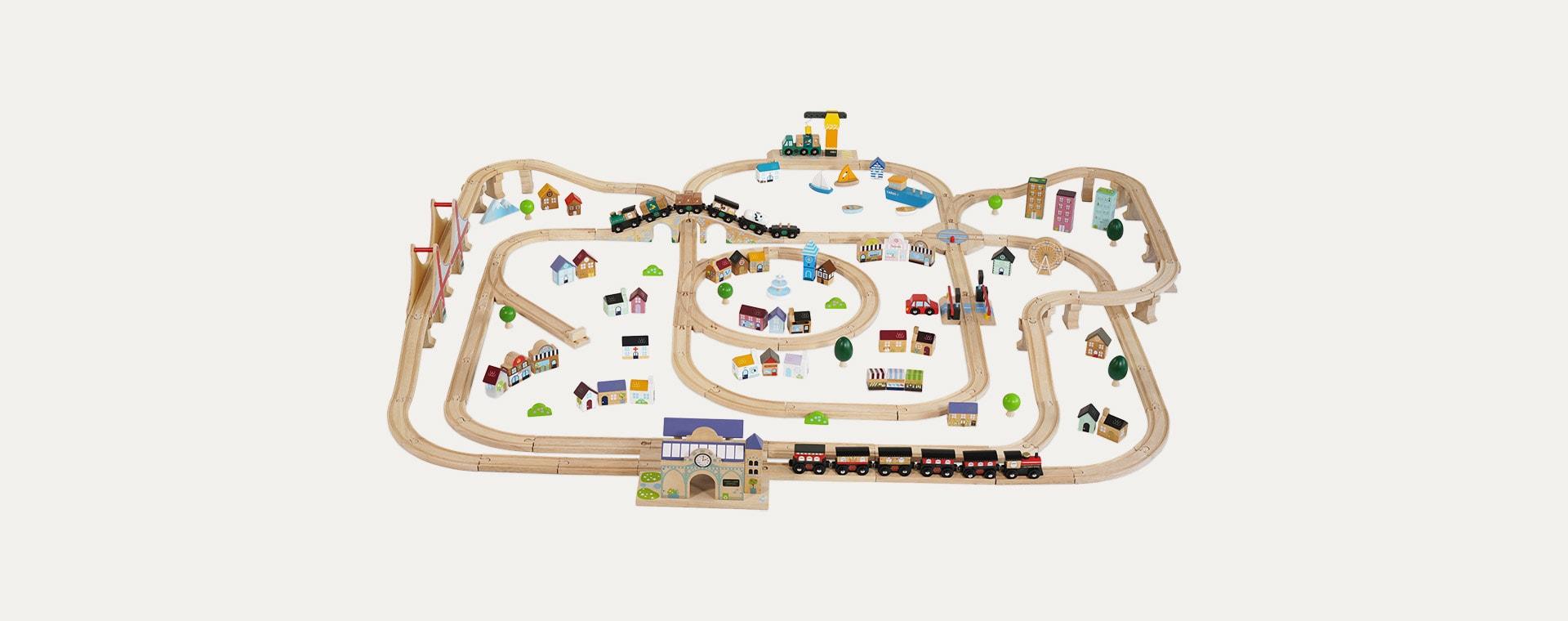 Multi Le Toy Van Royal Express Train Set