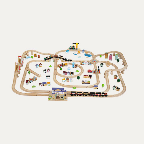 Multi Le Toy Van Royal Express Train Set