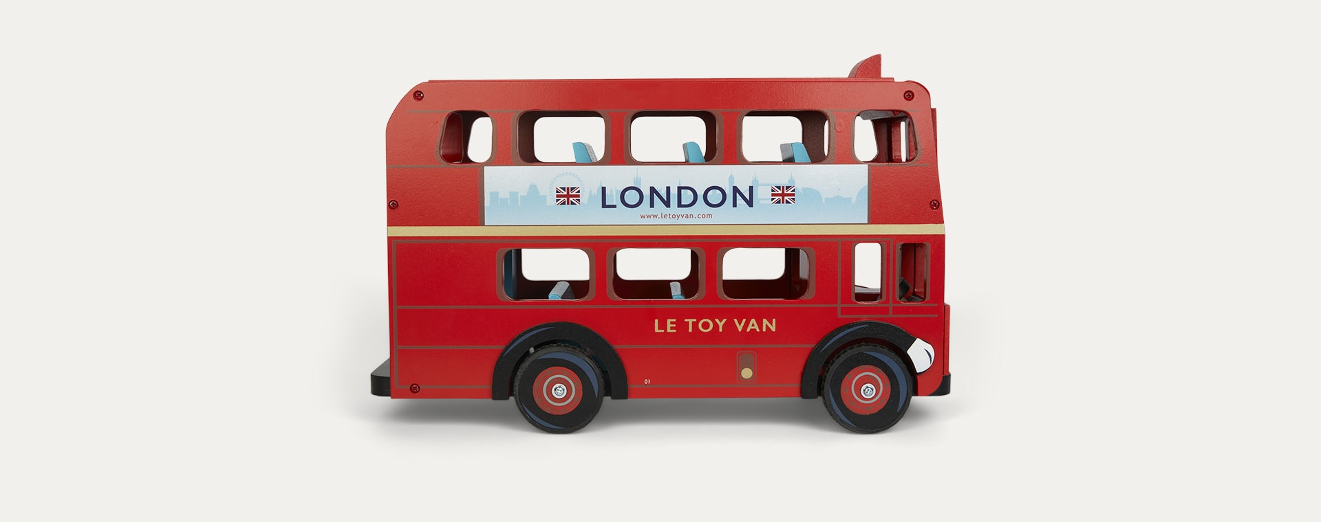 Multi Le Toy Van London Bus