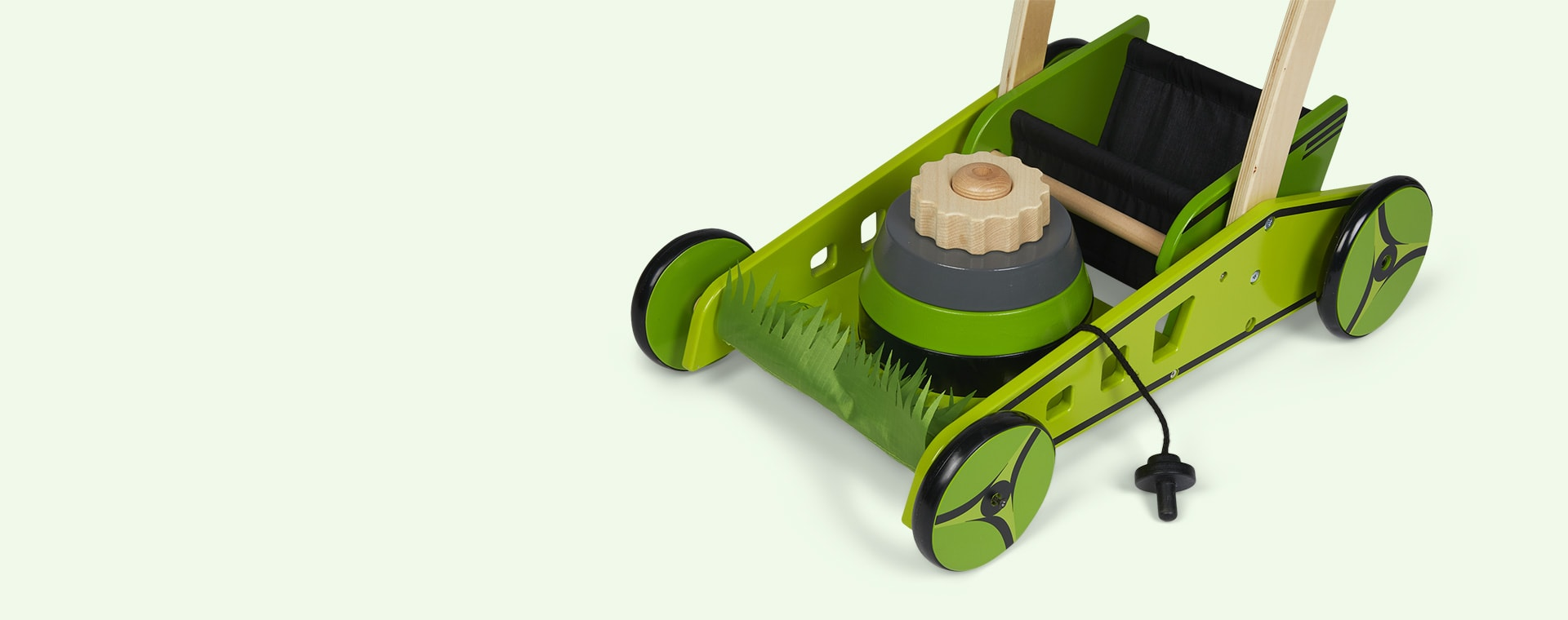 Multi Legler Toys Lawn Mower Baby Walker