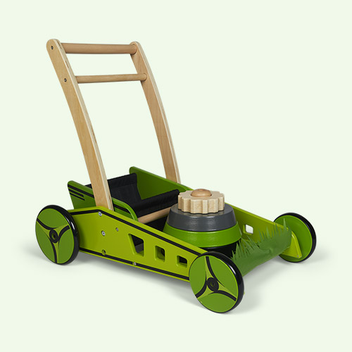 Multi Legler Toys Lawn Mower Baby Walker