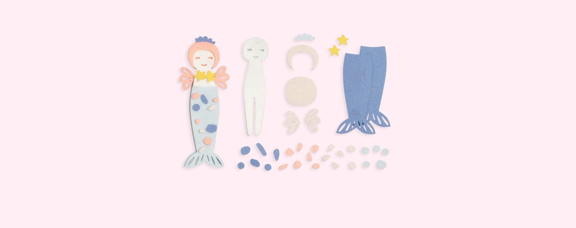 Multi Fabelab Mermaid Friend Kit