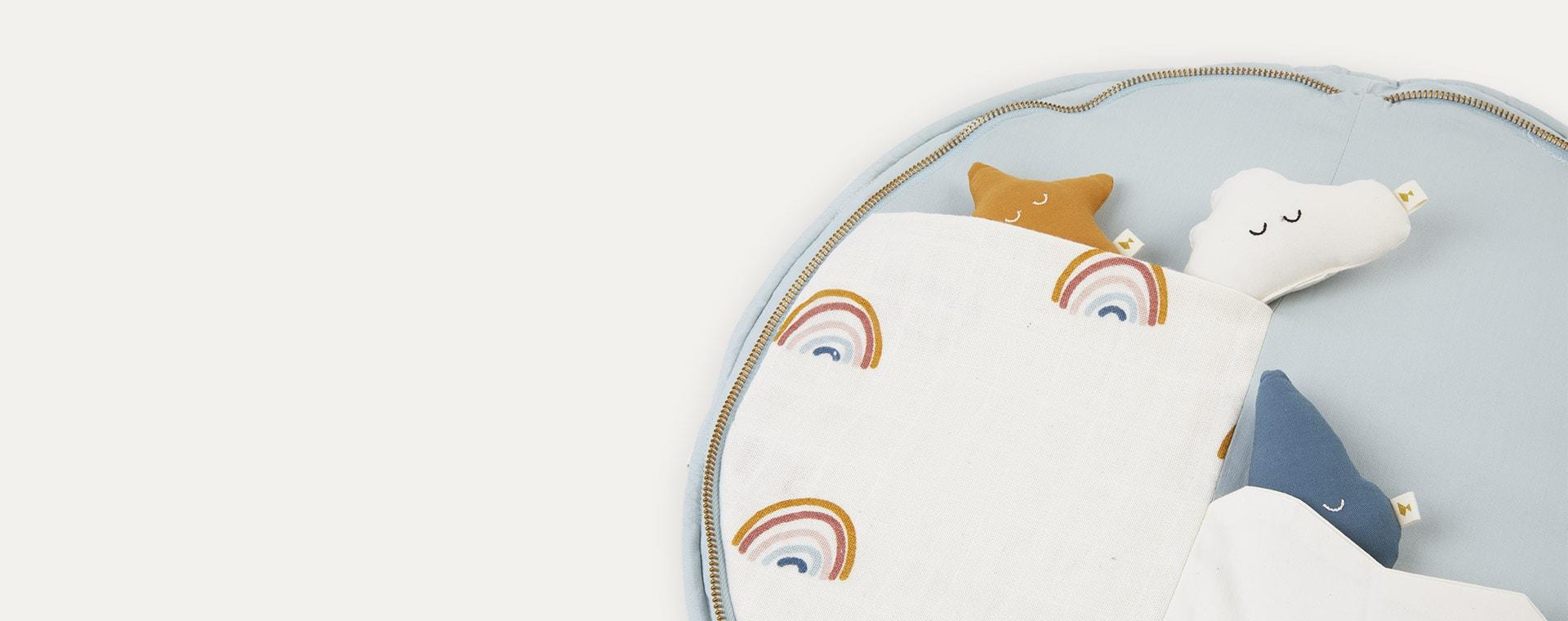Rainbow Fabelab Playpurse