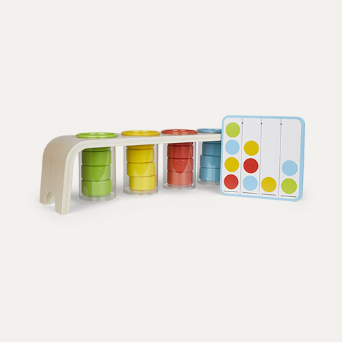 Multi Janod Sorting Colours Games