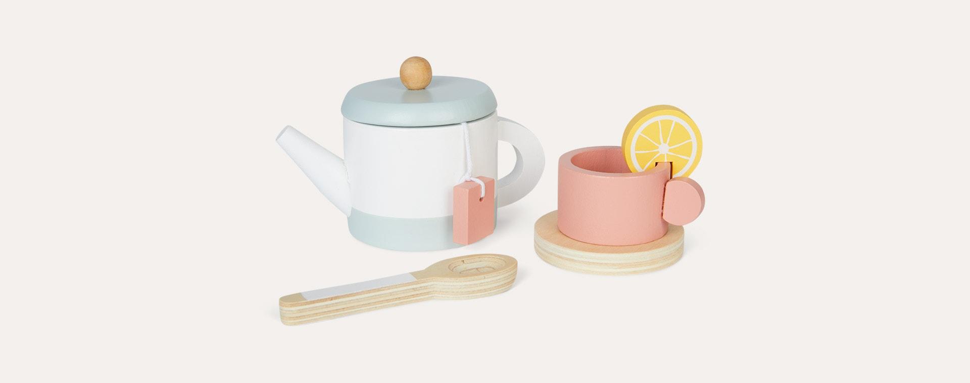 Multi Kid's Concept Tea Set