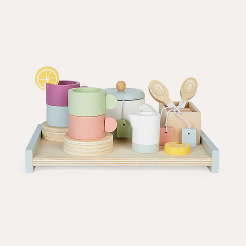 Multi Kid's Concept Tea Set