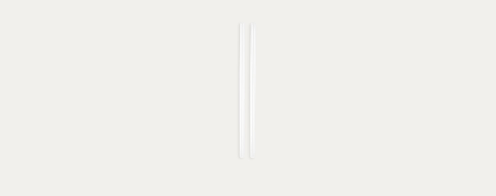 Clear Blafre Straws For Steel Bottle 2 Pack