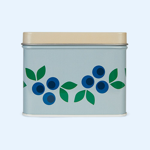 Blueberry Blafre Small Tin Box