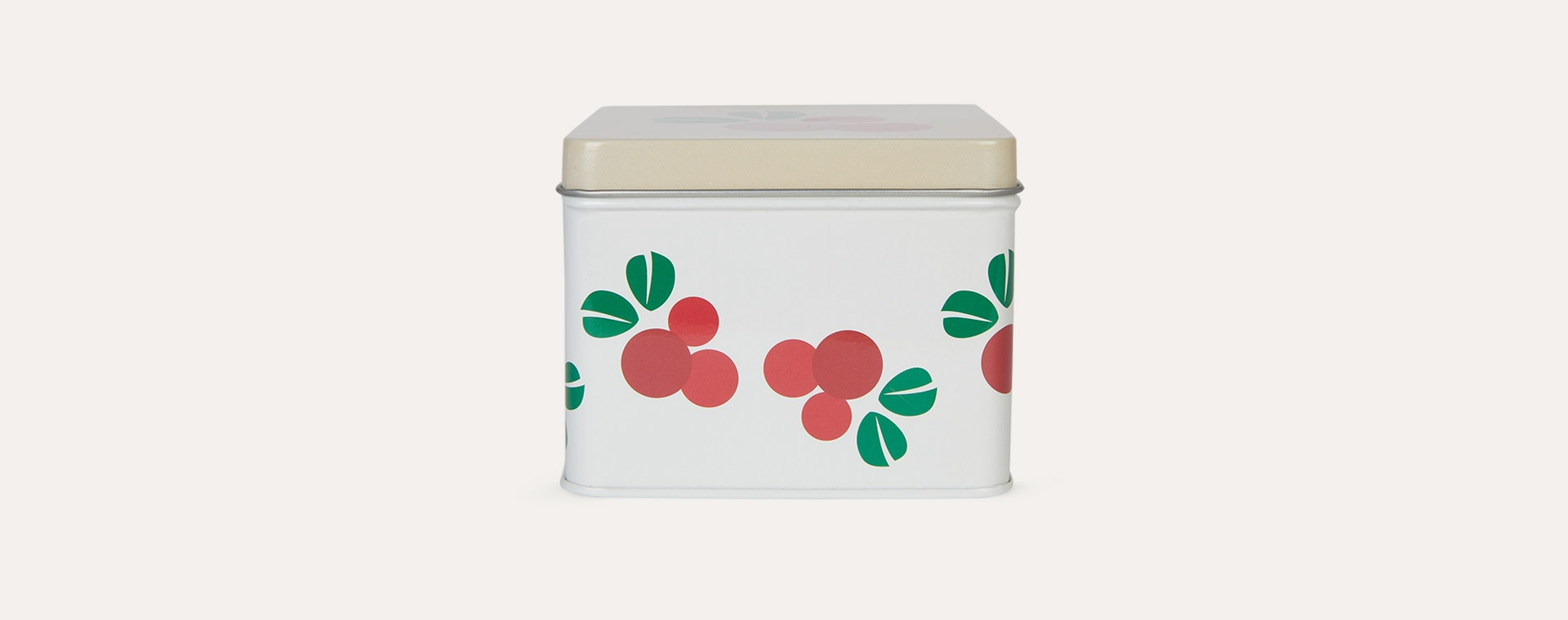 Cranberry Blafre Small Tin Box