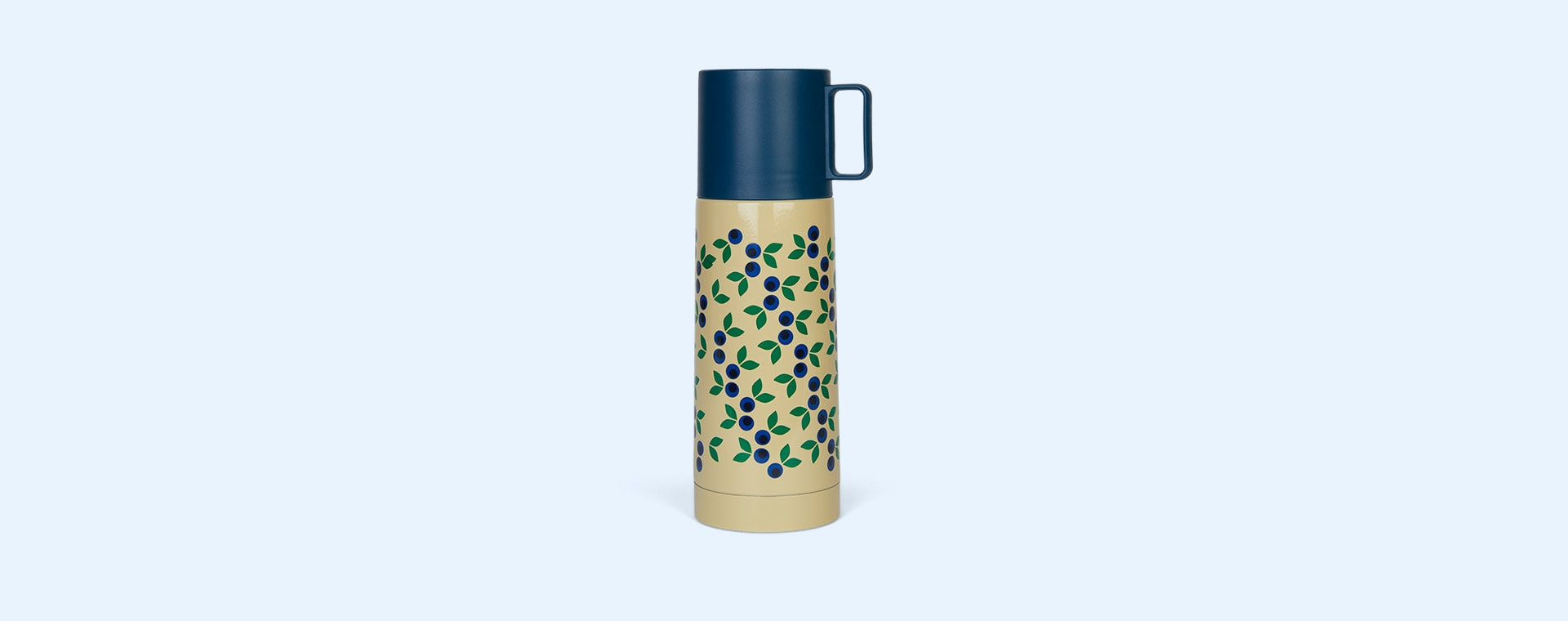 Blueberry Blafre Vacuum Flask