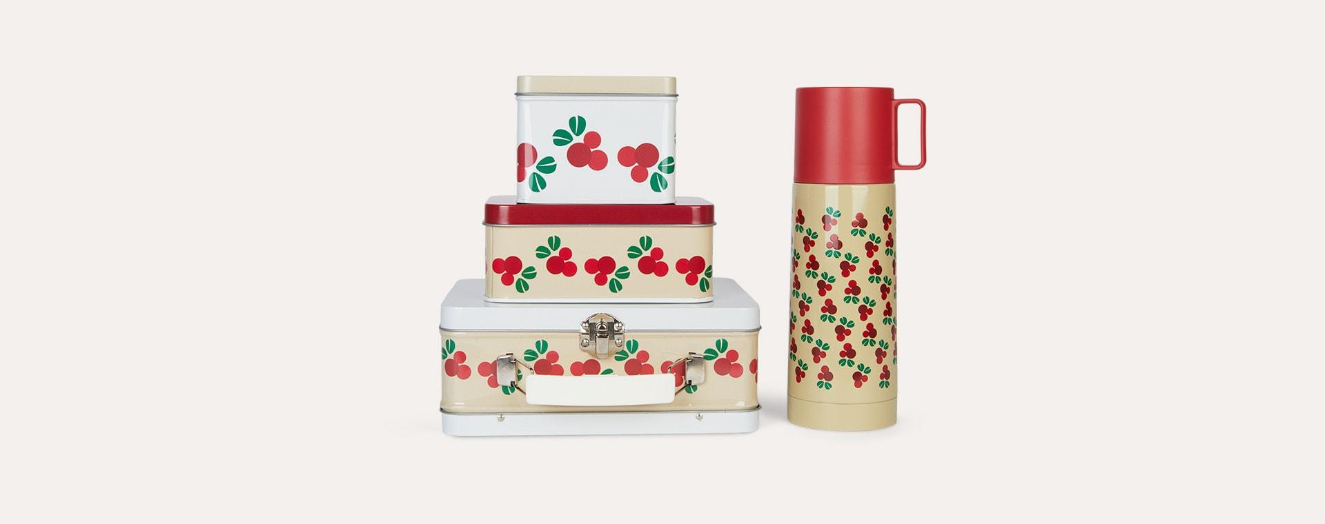 Cranberry Blafre Vacuum Flask