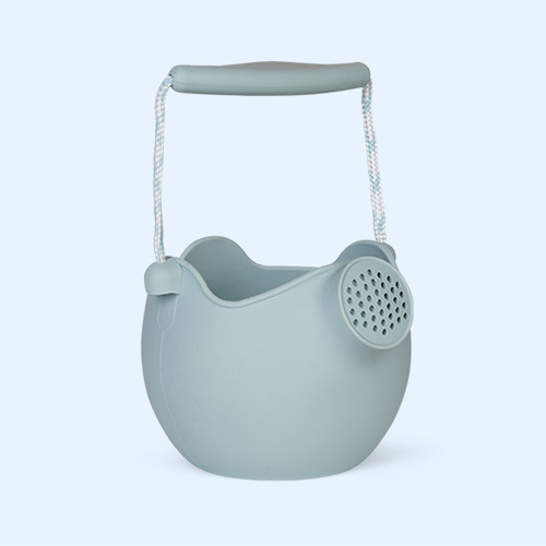 Duck Egg Blue Scrunch Watering Can