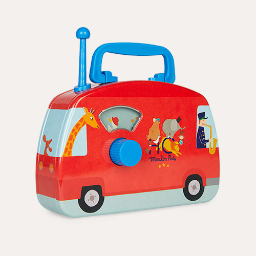 Multi Moulin Roty Circus Musical Bus