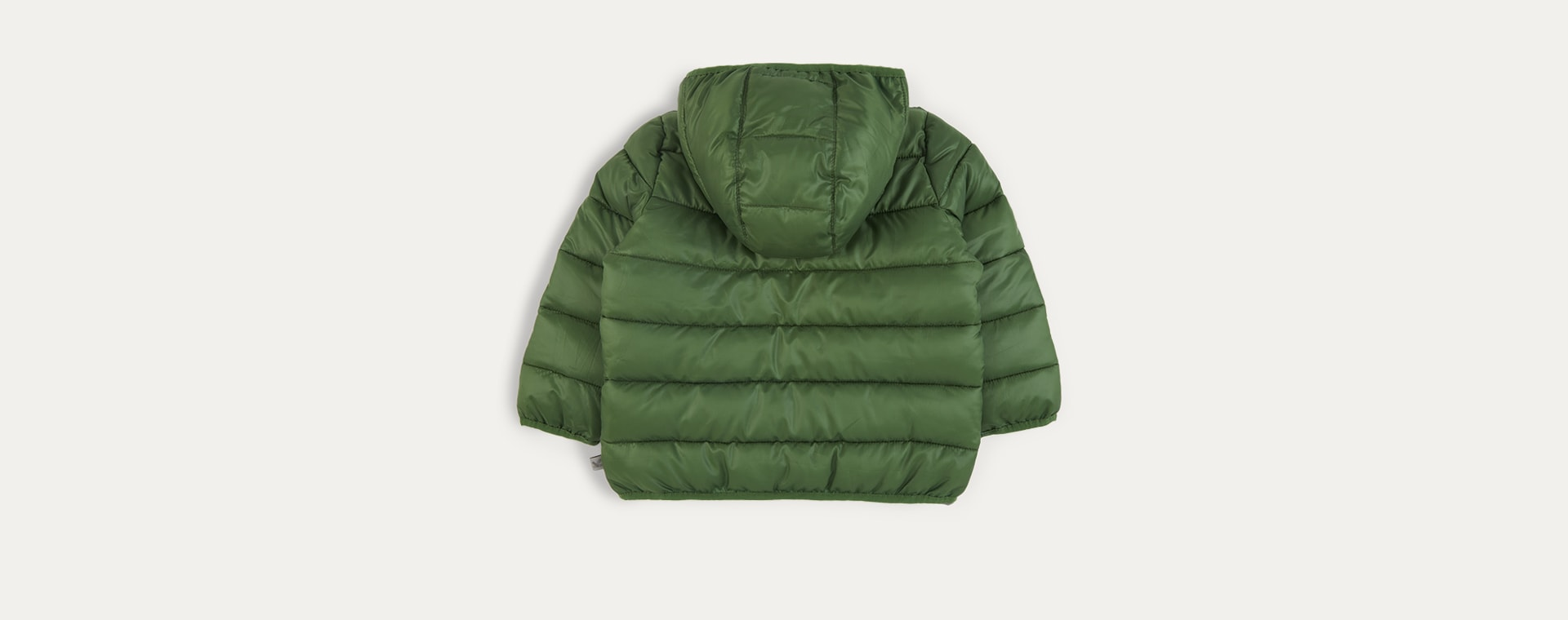 Forest KIDLY Label Recycled Puffer