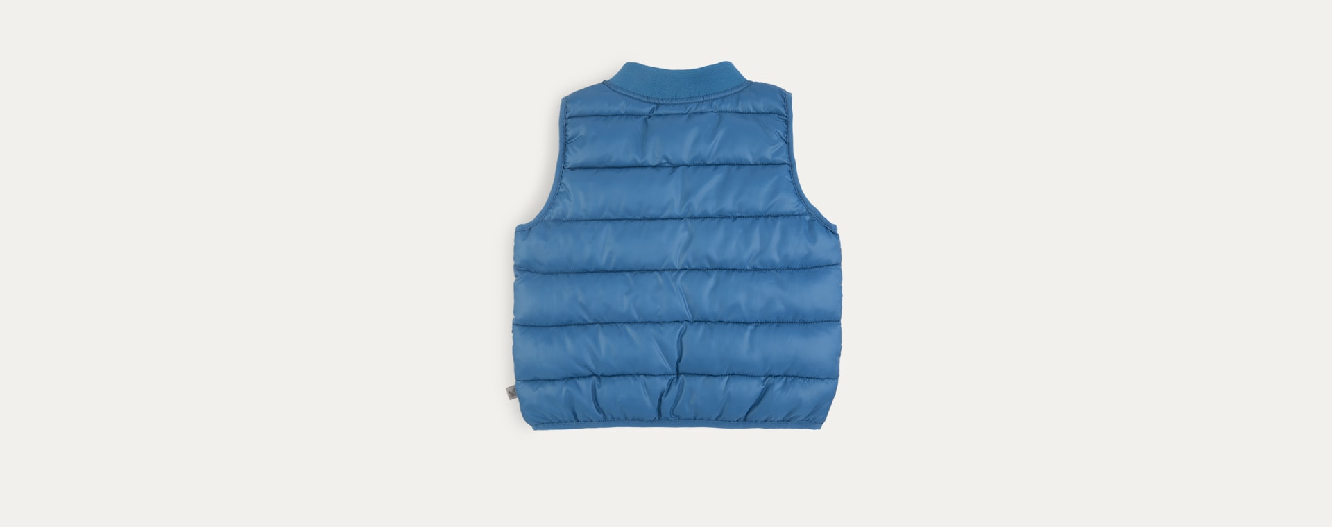 Petrol KIDLY Label Recycled Gilet