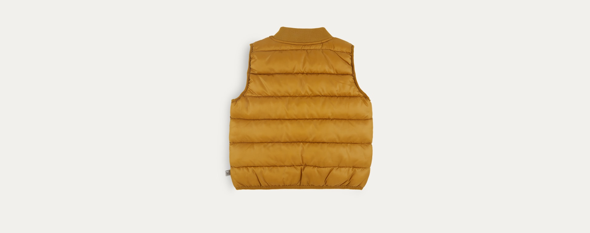 Toffee KIDLY Label Recycled Gilet