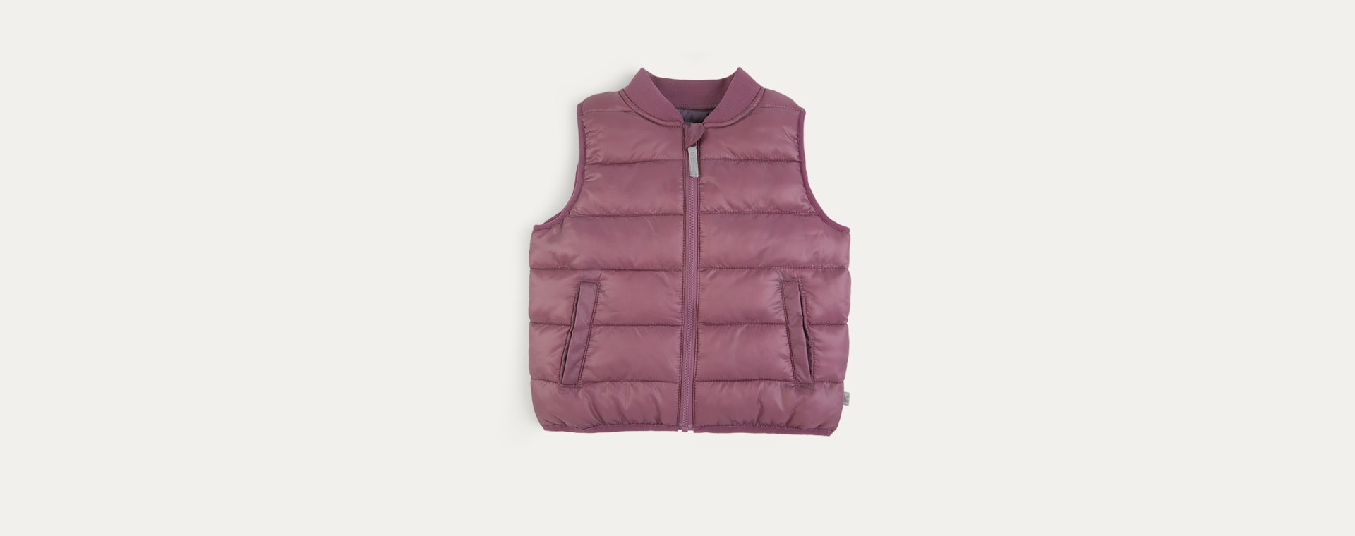 Grape KIDLY Label Recycled Gilet